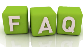 FAQ – See if it's what you concern?